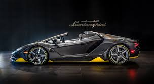 inside lamborghini at night first lamborghini centenario roadster delivered in the us