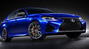 lexus rc vs gs the 2016 lexus gs f is 90 horsepower and 300 pounds down on the bmw m5