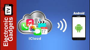 access icloud from android how to use icloud on android phones