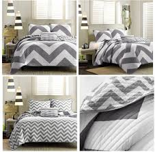 Chevron Bedding Queen Cozy Grey Chevron Comforter 46 Grey Chevron Baby Bedding Set Find
