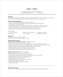 Objective Line On Resume Sample Resume Objective 9 Examples In Pdf Word