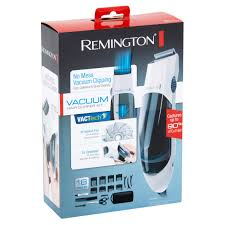 remington vacuum haircut kit 18 pc hairclippers hair trimmers