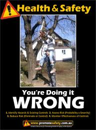 Health And Safety Meme - health safety you re doing it wrong tree pruning health
