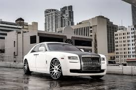 wrapped rolls royce ghost exclusive motoring miami exclusive motoring miami