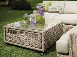 Wicker Patio Coffee Table Coffee Tables Ideas Striking Outdoor Coffee Table With Storage