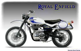 royal enfield bullet 500 enduro by oberdan bezzi
