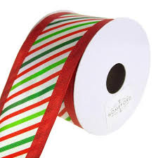 wired christmas ribbon christmas ribbon www partymill