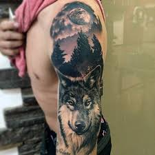 the 85 best wolf tattoos for improb
