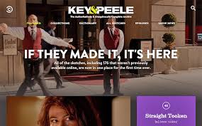 key and peele comedy central launches online archive of every
