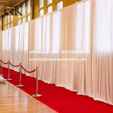 wedding backdrop china china pipe and drape stands wedding backdrop curtains flower