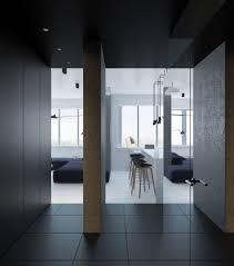 Minimalist Apartment Emil Dervish Designs A Urban Minimalist Apartment In Kiev Ukraine