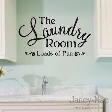 Laundry Room Wall Art Decor creeksideyarns