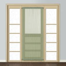 amazon com united curtain monte carlo sheer door curtain panel