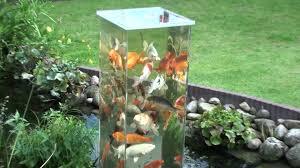 how to seal a butyl liner glass koi pond window atlantica gardens