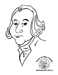 free printable coloring pages of us presidents president james madison coloring page free printable pages of