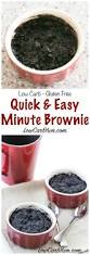 one minute chocolate brownie mug cake recipe quick snacks