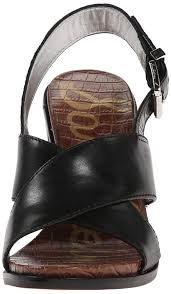 amazon com zigi soho s amazon com sam edelman s slingback sandals black 5 b
