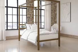 High End Canopy Bedroom Sets Mercer41 Stanley Canopy Bed U0026 Reviews Wayfair
