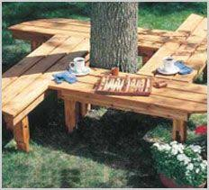 Tree Bench Ideas Free Club House Design Hexagon Shaped Bench Around A Tree