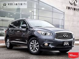 2014 used infiniti qx60 awd 400 infiniti innisfil on search used cars for sale