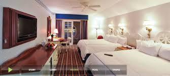 chambre standard sequoia lodge rénovation de l hôtel disney s newport bay photos de l