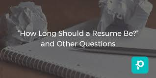 How Many Pages Can A Resume Be Resume Advice That Can Actually Land You A Startup Job The