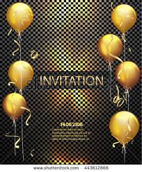 gold balloons gold balloons stock images royalty free images vectors