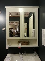 Ikea 2 Door Cabinet Ikea Hemnes 2 Door Bathroom Mirror Cabinet West Shore Langford