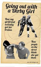 Roller Derby Meme - roller derby players and the problems their boyfriends face roller