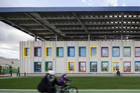 Sustainable Home Design Products by This Net Zero Elementary Offers A Lesson In Sustainable