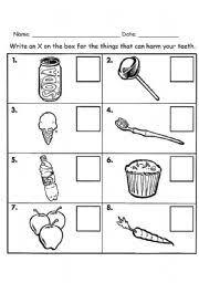 8 best images of dentist teeth worksheet preschool tooth
