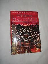 angels at the table shirley goodness and mercy angels at the table by debbie macomber