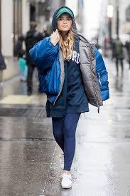 how to wear leggings in 2018 who what wear