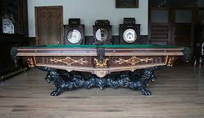 brunswick monarch pool table antique pool tables for sale