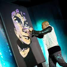 hire speed painter california book graffiti artist california