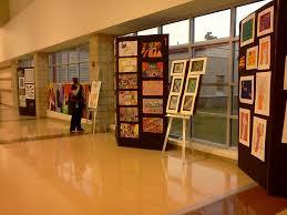 art show ideas less talk more art a middle school art ed blog art show display diy