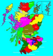 Dundee Scotland Map Kirkpatrick Kilpatrick Maps Pages