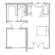 master bedroom bath floor plans alluring 20 master bathroom addition design decoration of master