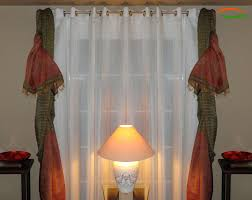 window curtains indian curtains ethnic custom curtains silk
