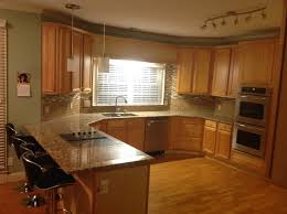 Beautiful Kitchen Design Furniture Charming Kitchen Design With Cabinets Plus Santa