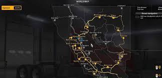 peterbilt truck dealer peterbilt truck american truck simulator mods ats mods