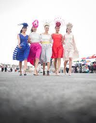 lexus galway ireland beautiful fashion on ladies day galway festival photo patrick