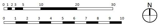 floor plan scales plan symbols