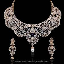 diamond necklace fine jewelry images Diamond bridal necklace from nac jewellers necklace designs jpg