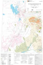 Utah Colorado Map by Oil U0026 Gas U2013 Utah Geological Survey