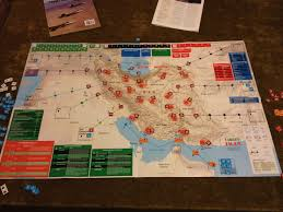 Target World Map by Review Target Iran Paxsims