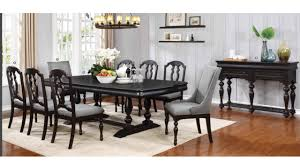 Dining Room Table Wood Extendable Dining Room Table Provisionsdining Com