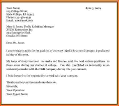 cover letter for student internship clever design cover letter examples for students with no