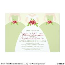 bridesmaids luncheon invitation wording 127 best wedding bridal luncheon invitations images on