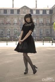 Meme Moi - elegant gothic lolita fashion style clothes moi même moitié http
